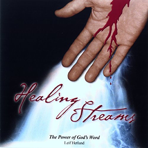 Healing Streams: The Power of God's Word audiobook cover art