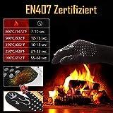 Zoom IMG-1 guanti da forno barbecue grigliate