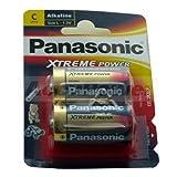 Panasonic PowerMax3, Baby, C, LR14, GP14A, E93, 2-Pack