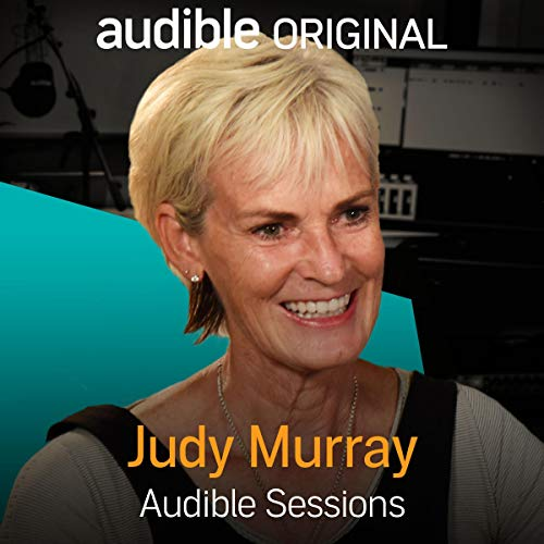 Judy Murray audiobook cover art
