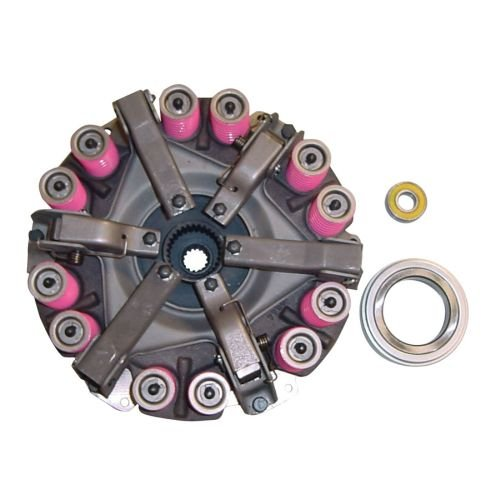 Complete Tractor New 1112-6100 Clutch Kit Replacement for Ford Holland Tractor 600 800 Others - 311435