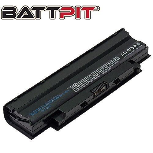 BattPit Battery for Dell J1KND 4YRJH 04YRJH 08NH55 Inspiron N3010 N5010 N5030 N5040 N5050 N5110 N7010 N7110 M4040 M5030 M5010 M5110 M501R Vostro 1550 2520 3450 3555 3750 [6-Cell/4400mAh/48Wh]