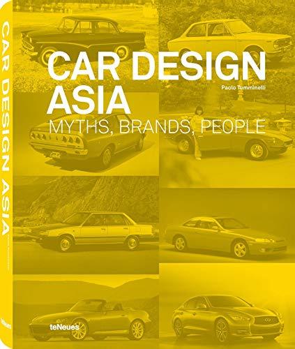 Car Design Asia: Myths, Brands, People (AUTOMOT DESIGN)