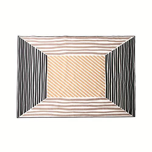 Tapis de Salon canapé Table Basse Mat Chambre à Coucher lit Grand Tapis (140cm * 200cm)