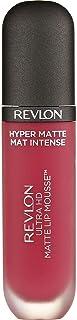 Ultra HD Matte Lip Mousse Hyper Matte, Dusty Rose (Pack of 2)