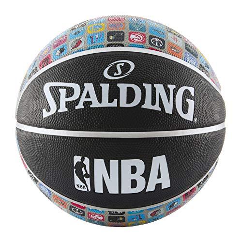 Spalding NBA Apps Logo Icons Baloncesto, Tamaño 7