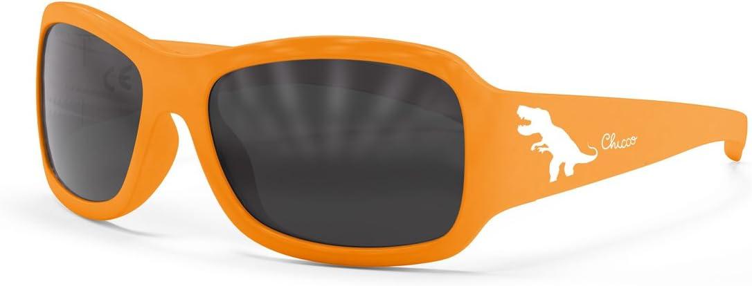 Chicco Adventure - Gafas de sol 24 m+, color naranja