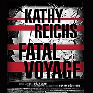 Fatal Voyage audiobook cover art