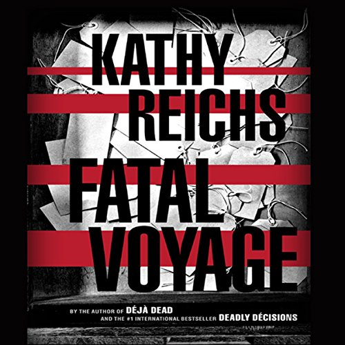 Fatal Voyage audiobook cover art
