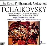 Tchaikovsky: Seasons Op37; Piano Concerto No1, Op23