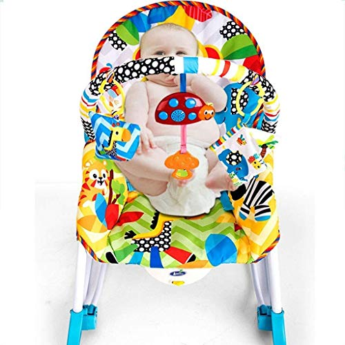 Fantastic Deal! YSYYSH Baby Rocking Chair, Music Natural Shaking Without Radiation Rocking Chair, Co...