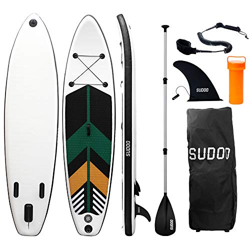 Triclicks Sup Stand Up Paddle Gonflable Board...