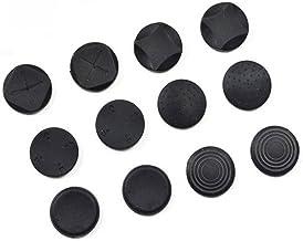 ElementDigital® 12pcs Joysticks Pad Cover, Button Protectors Thumbstick Joysticks Pad Cover Case for Playstation Vita PSV