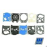 d22-wat diaframma Walbro carburatore & guarnizione kit per McCulloch Mac 6085trimmer