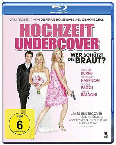 Hochzeit Undercover - Wer schützt die Braut? [Blu-ray]