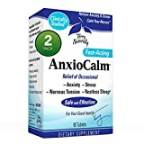 Terry Naturally AnxioCalm - 90 Tablets - Pack of 2-40 mg Echinacea Angustifolia - Non-Addictive Anxiety & Stress Relief Supplement, Non-Drowsy - Non-GMO, Gluten Free - 90 Total Servings