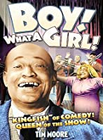 Boy What a Girl [DVD] [Import]