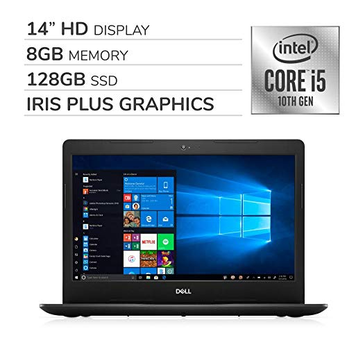 "Buy Bargain Dell Inspiron 2020 Premium 14"" HD Laptop Notebook Computer, 4-Core 10th Gen Intel Core..."