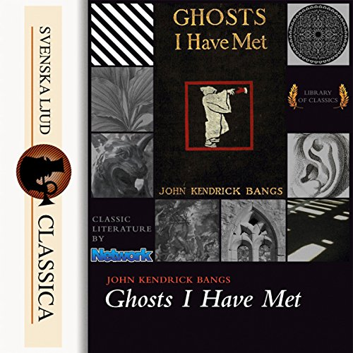 Ghosts I Have Met and Some Others audiobook cover art