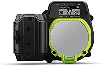"""Garmin Xero A1i Bow Sight, 2"""" Auto-Ranging Digital Bow Sight with Laser Locate, Dual-Color LED Pins for Unobstructed Views..."""
