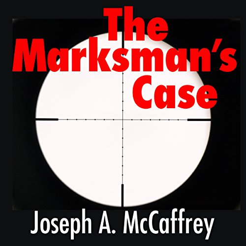 The Marksman's Case audiobook cover art