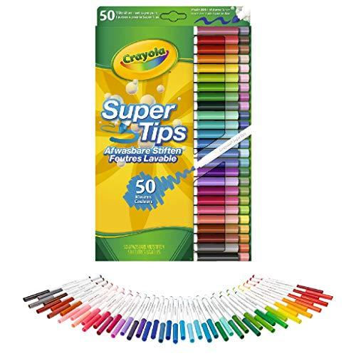 Crayola -  Set de rotuladores Finos (58- 5051)