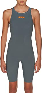 Arena Powerskin R-EVO One Girl's Open Back Youth Racing Swimsuit