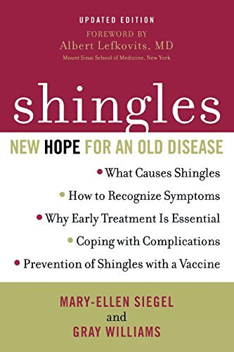 Shingles: New Hope for an Old Disease (English Edition)