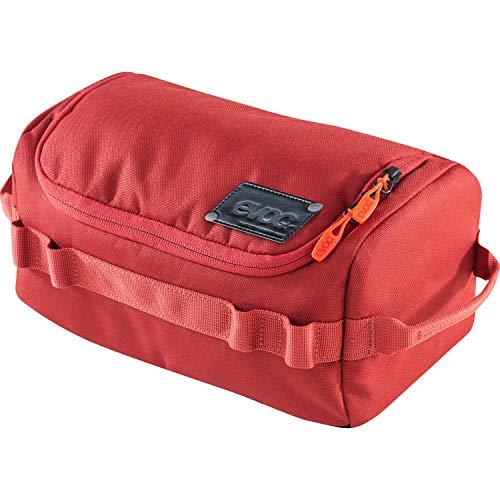 EVOC Sports Dauerzustand Trousse de Toilette, 26 cm, 4 liters, Rouge (Chili Red)