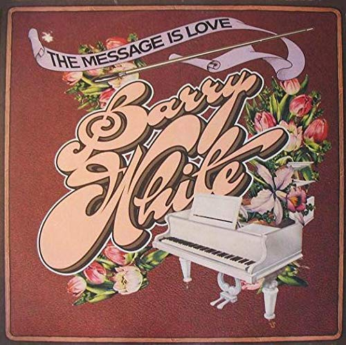 Barry White - The Message Is Love - Unlimited Gold - ULG 83475