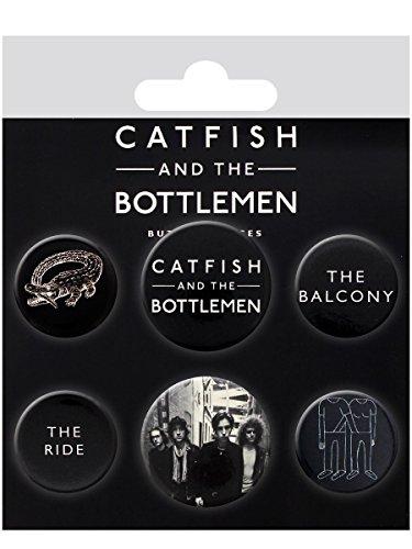 GB Eye LTD, Catfish And The Bottlemen, Mix, Set de spille