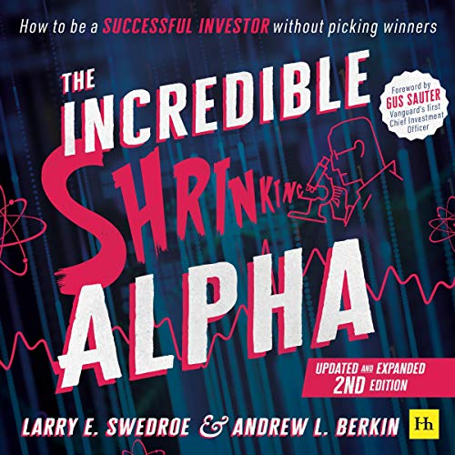 The Incredible Shrinking Alpha 2nd Edition cover art
