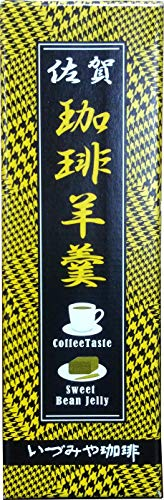 いづみや珈琲 コーヒーようかん 140g
