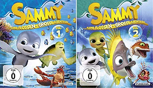 Sammy - Kleine Flossen, große Abenteuer: