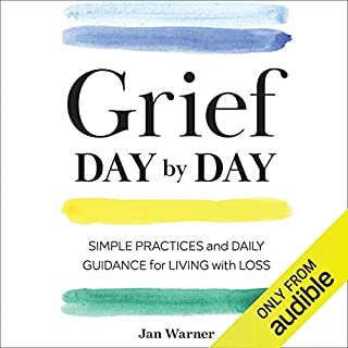 Grief Day by Day audiobook cover art