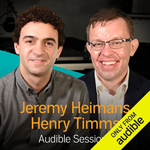Jeremy Heimans & Henry Timms cover art