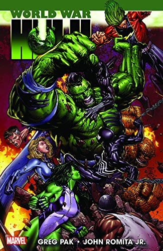 HULK WORLD WAR HULK