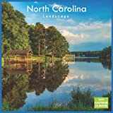 North Carolina Landscape Calendar 2022: Official North Carolina State Calendar 2022, 16 Month Calendar 2022