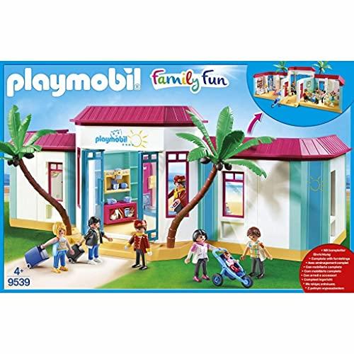 Playmobil 9539 - Ferienhotel Family Fun