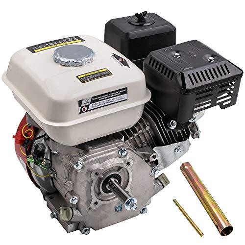 Replacement Petrol Gasoline Engine for Honda GX160 OHV 5.5HP 163cc Horizontal Pullstart