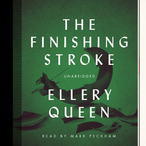 The Finishing Stroke copertina