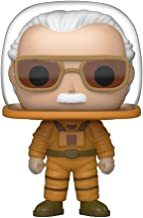POP! Funko Convention Exclusive Marvel Guardians of The Galaxy vol.2 #519 Stan Lee Cosmonaut w/ Free Protech Case