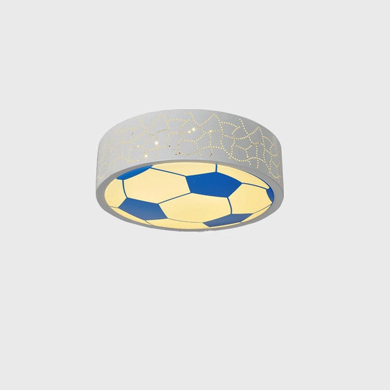 Einfache Und Moderne Acryl Pendelleuchte Ball Kinderzimmer LED Eisen Deckenleuchte Natürliches Licht energiesparende Augen Junge Kinderzimmer Studie Kronleuchter (design   Warmes Licht)