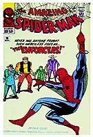 スパイダーマン Spider-Manポスター マーベルヒーロー