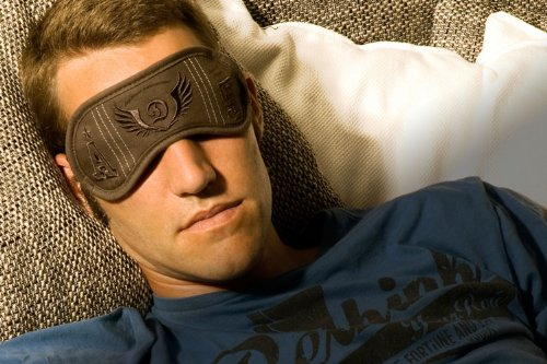 Daydream Eagle Sleep Mask with Cool Pack