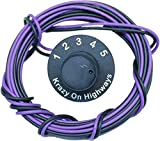 EFI Live DSP5 switch SOTF Shift On The Fly compatible with 2004.5-2006 LLY Duramax diesel (purple wire)