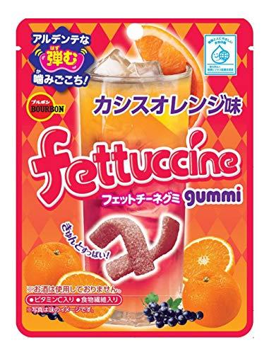 フェットチーネグミ カシスオレンジ味 10袋
