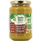 Jardin Bio Moutarde Forte de Dijon Bocal 350 g