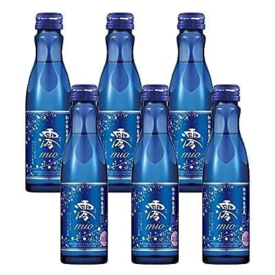 Takara Sho Chiku Bai Shirakabegura - Mio Sparkling Sake 300ml 5% Alc./Vol (Set of 6)