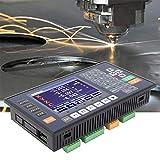 KANJJ-YU Kits de Control de CNC de Alta precisión, 3,5 Pulgadas de Pantalla LCD de Colores CNC Controller for Torno Mini Fresadora Herramientas
